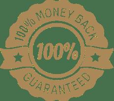 money guaranteed